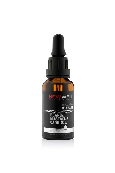 Beard & Mustache Care Oil -Sakal Serumu