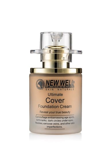 Ultimate Cover Foundation - 01 -Foundation
