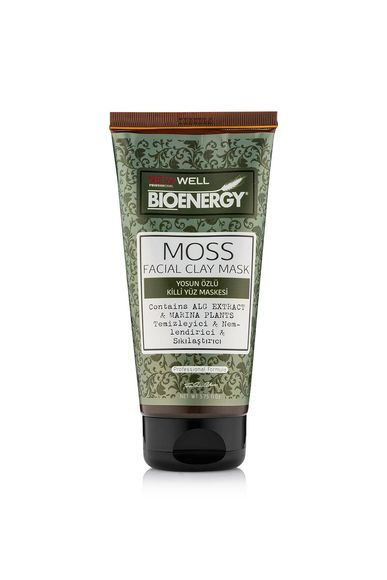 Bioenergy Moss Facial Clay Mask -Kil Maskesi